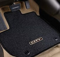 Honda City Accessory - Floor Mat [black]