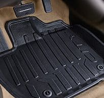 Honda City Accessory - Bucket Mat [black]