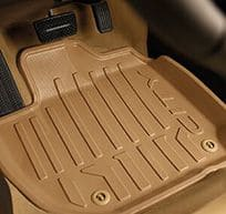 Honda City Accessory - Bucket Mat [beige]