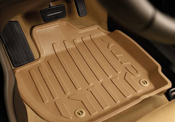 Honda City Accessory - Bucket Mat - [beige]
