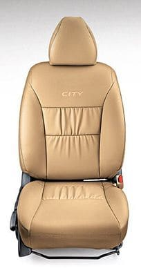 Honda City Accessory - Seat Cover PVC Multi Gathering