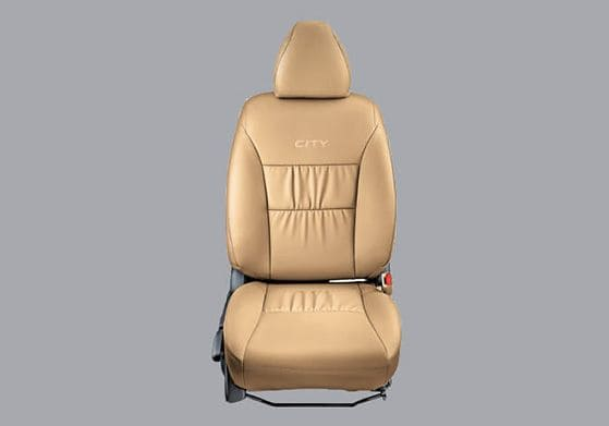 Honda-City-Seat Cover PVC Multi Gathering