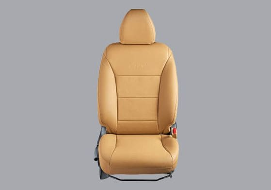Honda City Accessory - Seat Cover PVC Perforation