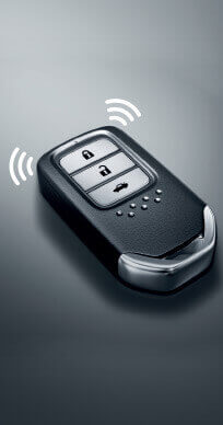 Honda City Accessory - Siren with Lock / Unlock