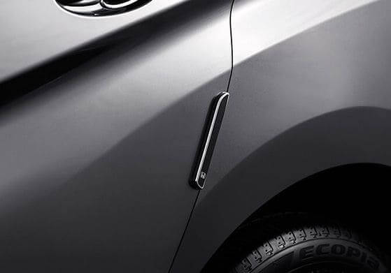 Honda City Accessory - Door Edge Garnish