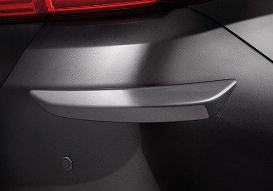 Honda City Accessory - Rear Bumper Corner Protector