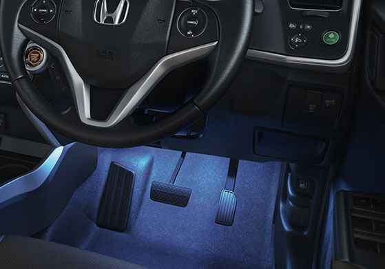 Honda City Accessory - Leg Room Lamp