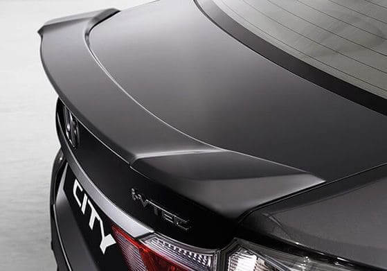 Honda City Accessory - Deck Lid Spoiler