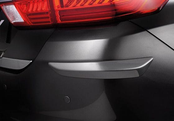 Honda City Utility Kit - Rear Bumper Corner Protector