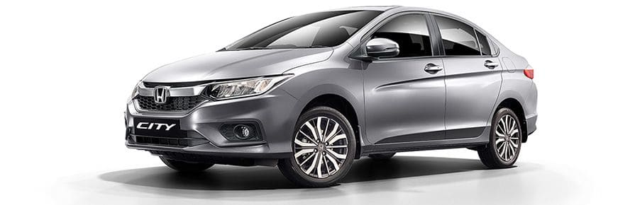Honda City Colour - Modern Steel Metallic