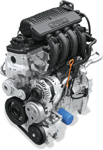 Honda-City-1.5L i-VTEC Petrol Engine