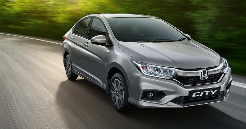 Honda City - Side View Image