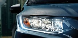 Honda City Exterior - LED Head Lamp with LED DRL