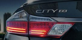 Honda City Exterior - LED Rear Combi Lamp