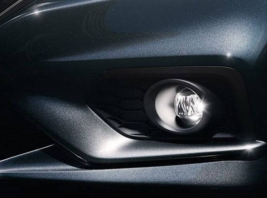 Honda City Exterior - LED Fog Light