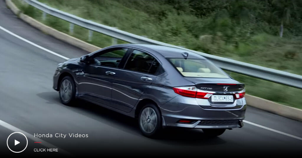 Honda City TV Advertisement