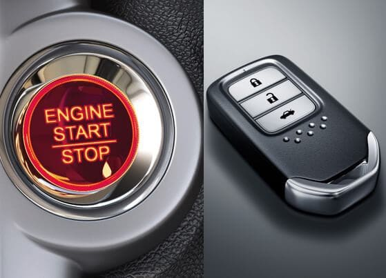 Honda-City-Engine Start/Stop & Honda Smart Key System