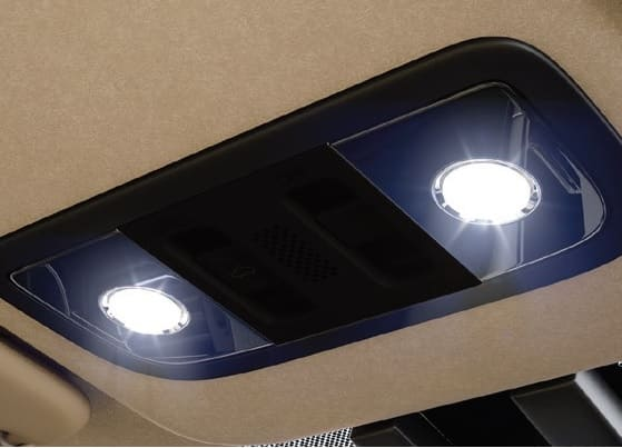 Honda-City-LED Map Lamps