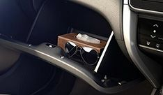 Honda City Interior - Glove Box
