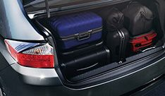 Honda-City-ILLUMINATED CARGO ROOM (510 L)