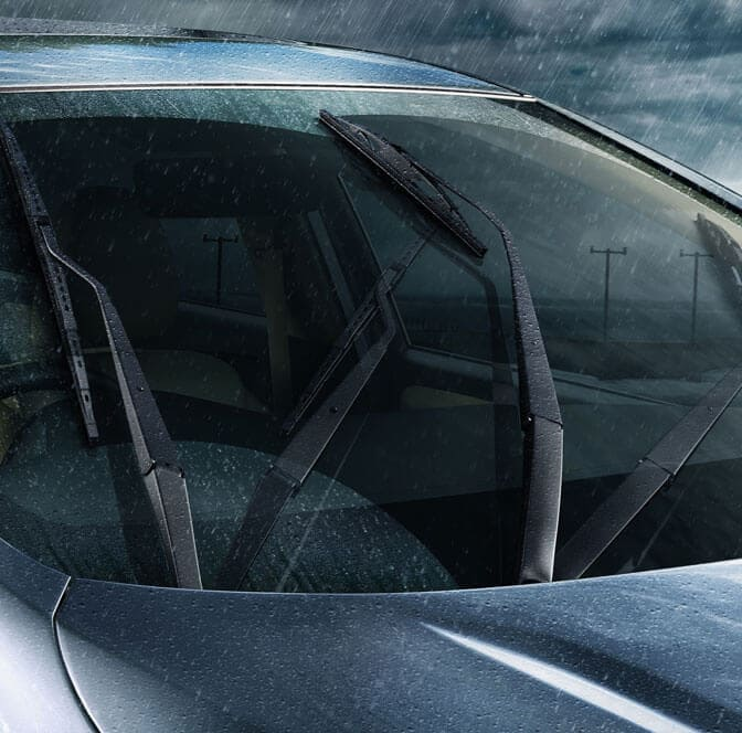 Honda-City-Rain Sensing Wipers