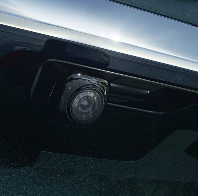 Honda-City-Multiview Rear Parking Camera*