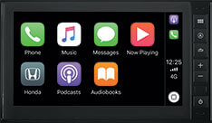 Honda City - Apple CarPlay