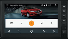 Honda City - Media Player