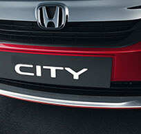 New Honda City Car Accessory - Front Bumper Center Garnish