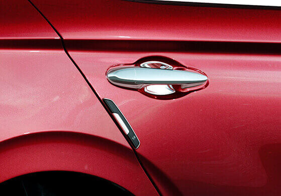 Honda City 2020 Model Utility Kit - Door Handle Protector