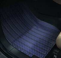 New Honda City Car Accessory - Transparent Mat