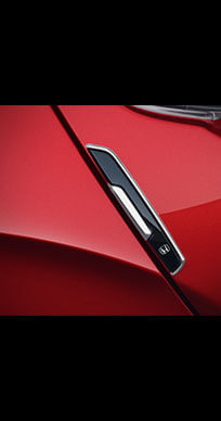 Honda City 2020 Model Utility Kit - Door Edge Garnish