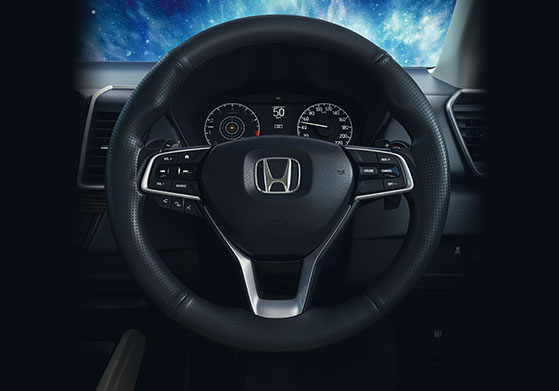 New Honda City Car Accessory - Steering Wheel Cover