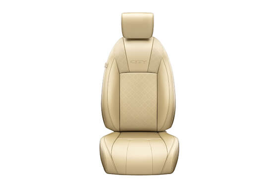 New Honda City Car Accessory - Seat Cover Perforation