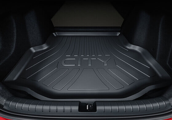 New Honda City Car Accessory - Trunk Tray