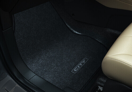 Honda City 2020 Model Basic Kit - Floor Mat