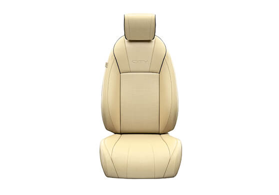 New Honda City Car Accessory - Seat Cover Embossed Perforation Beige