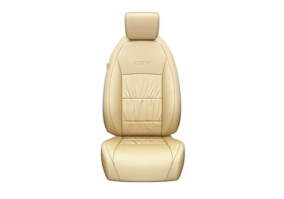 New Honda City Car Accessory - Seat Cover Multigathering