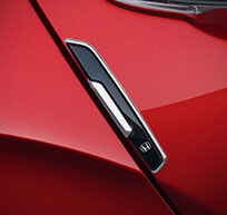New Honda City Car Accessory - Door Edge Garnish