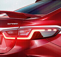 New Honda City Car Accessory - Tail Lamp Garnish