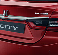 New Honda City Car Accessory - Trunk Garnish