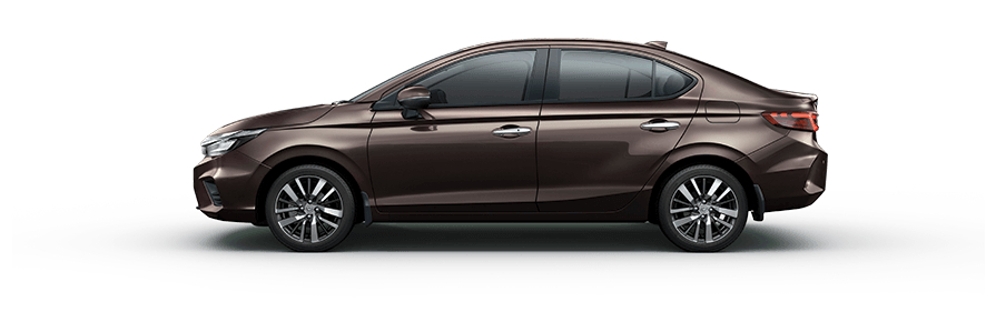 New Honda City 2020 Colour - Golden Brown Metallic