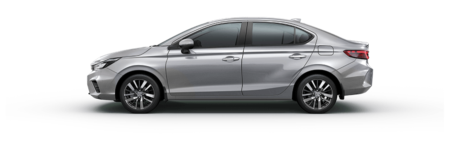 New Honda City 2020 Colour - Lunar Silver Metallic