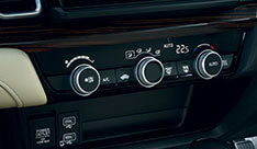 New Honda City Convenience - Fully Automatic Climate Control With Max Cool