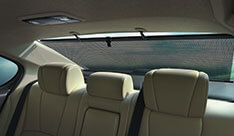 New Honda City Convenience - Rear Windscreen Sunshade