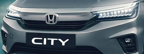 New Honda City 2020 Exterior - Honda Solid Wing Face