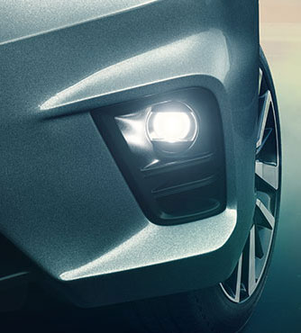 New Honda City 2020 Exterior - LED Fog Lamp