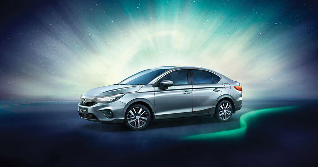 All New Honda City 2020 Image