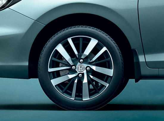 New Honda City 2020 Exterior - R16 Diamond Cut Alloy Wheel