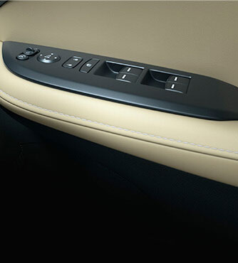 New Honda City 2020 Interior - Real Stitch Soft Touch Door Lining & Armrest